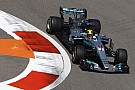Формула 1 Феттель: Боліди Mercedes ледве їхали