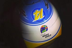 F1 Noticias de última hora Alonso homenajea a Gonzalo Basurto en su casco: