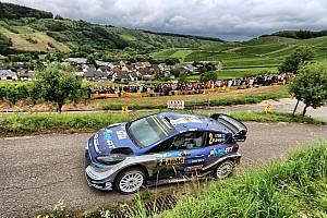 WRC Yarış ayak raporu Almanya WRC: Tanak son güne 21 sn farkla lider giriyor
