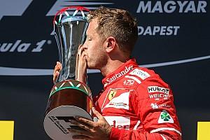 Formel 1 Fotostrecke Formel 1 2017: Die schönsten Jubelbilder von Sebastian Vettel und Ferrari