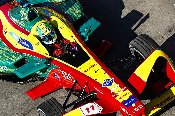 Montreal ePrix: Di Grassi beats penalised Buemi in qualifying