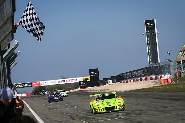 VLN Rennbericht VLN 2: Manthey-Porsche siegt erneut, Land-Audi mit Riesenpech