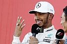 Hamilton magára húzta Sato Indy 500 győztes gyűrűjét