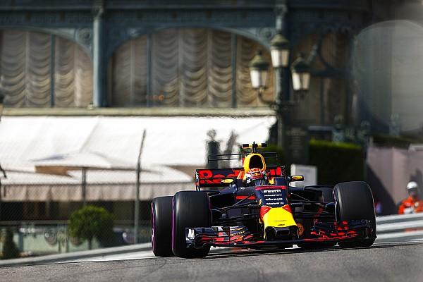 Формула 1 Реакція Ферстаппен не зміг вивести гуму в робоче вікно