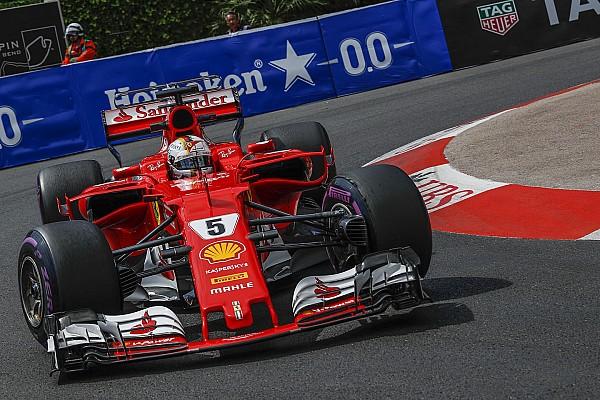 F1 速報ニュース 【F1】モナコGP決勝速報:ベッテルが逆転優勝! マクラーレンはダブルリタイア