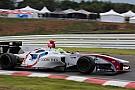 Секигучи опередил Гасли на предпоследнем этапе Суперформулы