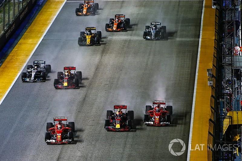 """Hamilton n'accable pas Vettel et évoque un """"angle mort"""""""