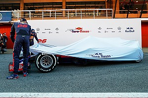 Toro Rosso оголосила дату презентації першого боліда з двигуном Honda