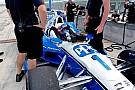 IndyCar Рікі Тейлор провів тести індікара команди Penske