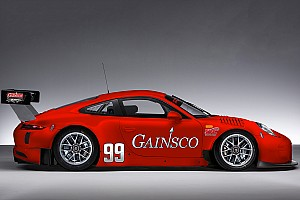 PWC Breaking news GAINSCO/Stallings switches from McLaren to Porsche for 2017