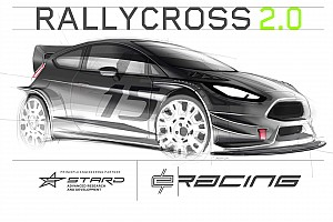 Other rally Breaking news New electric rallycross series launched in North America
