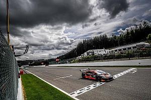 Lamborghini Super Trofeo Gara Secondo successo di fila per Mikaël Grenier e Loris Spinelli a Spa
