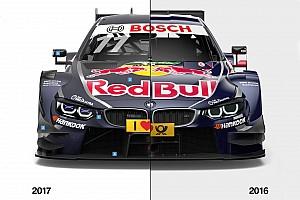 DTM BRÉKING DTM 2016 vs. 2017: a BMW szemléltette a módosításokat