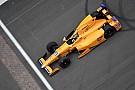 Photos - Les premiers tours de Fernando Alonso à Indy