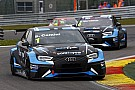 TCR Comini and Vervisch made an Audi 1-2 in Qualifying