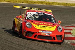 Porsche Supercup Ultime notizie Rindlisbacher: uno svizzero in pista nei colori della MOMO!