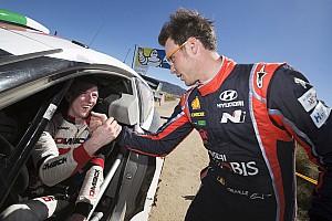 WRC Ultime notizie Argentina: Neuville omaggia Evans dopo il rally più bello dell'anno