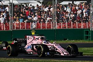 Fórmula 1 Noticias Force India quiere los mayores puntos posibles antes de Barcelona