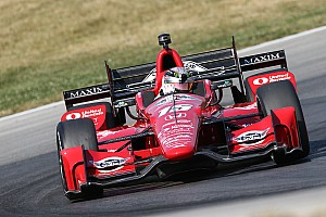 "IndyCar Breaking news Rahal: ""It's an uphill battle on a one-car team"""