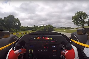 IndyCar Feature Video: Road America aus der Perspektive eines IndyCar-Piloten