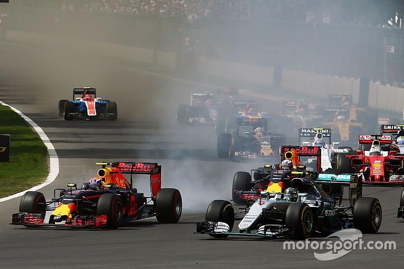 Verstappen not reponsible for Rosberg's title hopes, says Horner