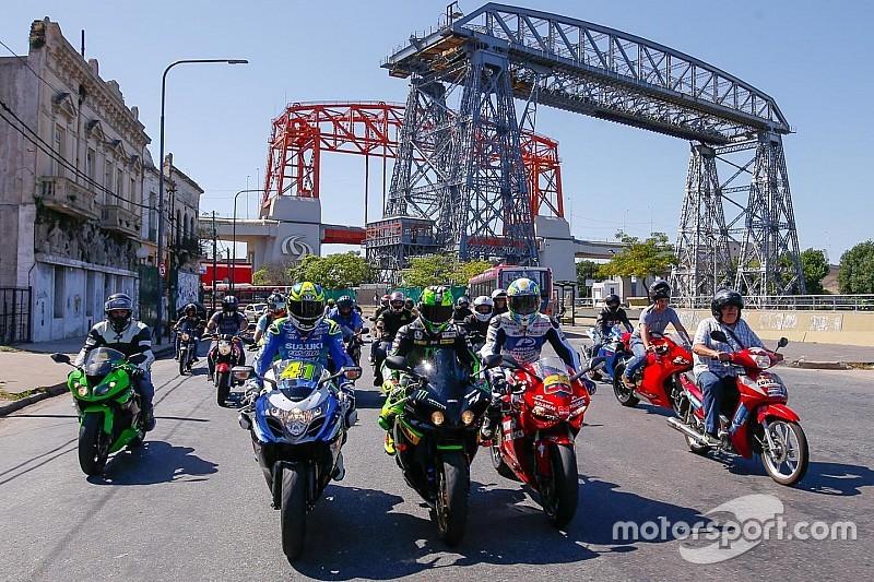 Le MotoGP prévoit de courir sur un circuit urbain en Indonésie en 2021