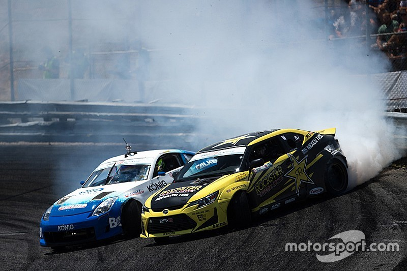 Formula Drift Round 5: True North Results