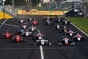 GP3 Breaking news GP3 and F3 could merge in 2019