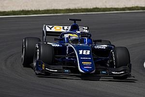 FIA F2 Últimas notícias Sette Câmara se chateia com 7º na corrida 1 na Espanha