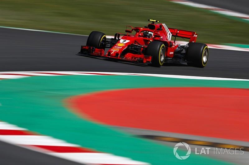 Erro no Q3 fez Raikkonen apostar em pneu macio