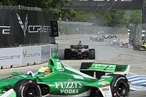 IndyCar Breaking news Pigot says Ferrucci showed lack of respect on IndyCar debut