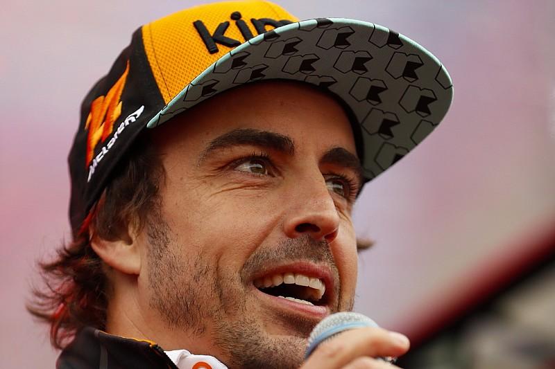 """Alonso: """"A csapattársaim mindig messze voltak tőlem, Räikkönen is"""""""