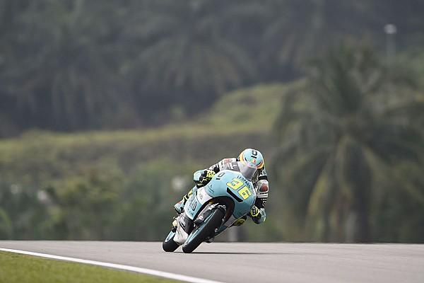 Moto3 Relato de classificação Mir supera Martin no fim e conquista primeira pole do ano