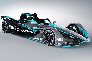 电动方程式发布第二代赛车