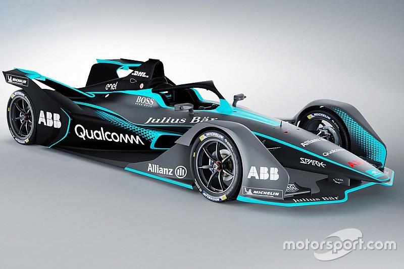 Formula E reveals second-generation car