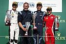 FIA F2 Silverstone F2: Albon wins after Russell pit drama