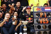 Феттель разбил машину, Квят не стартовал. Как пилоты Red Bull проводили первые Гран При в составе команды