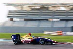 GP3 Важливі новини Тветер залишився у Trident на другий сезон GP3