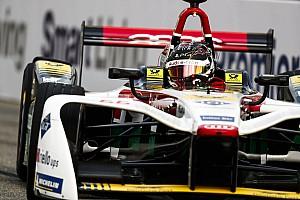Formula E Gara Abt festeggia il compleanno vincendo l'ePrix di Hong Kong 2