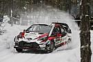 WRC Brutális: 190 km/óra fölött a havas-jeges, szűk úton a WRC-autóval