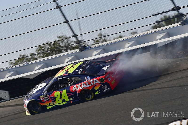 "William Byron ""definitely prepared"" himself for tough rookie season"