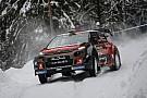WRC Az első képek az idei Svéd Raliról