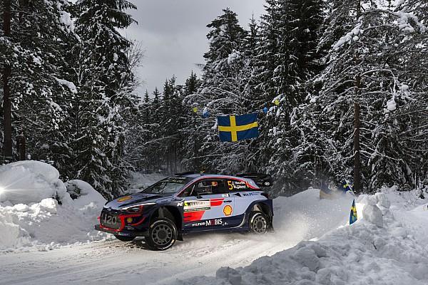 WRC Résumé de course Neuville et Gilsoul remportent le Rallye de Suède