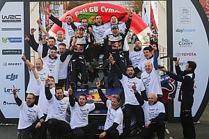 WRC Commento M-Sport, che impresa: titolo Costruttori meritato battendo i team ufficiali