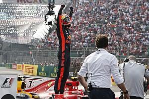 F1 Noticias de última hora Verstappen temió que el motor impidiese su victoria en México