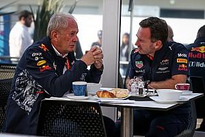 Formel 1 News Helmut Marko zweifelt an WM-Titel 2018 für Red Bull