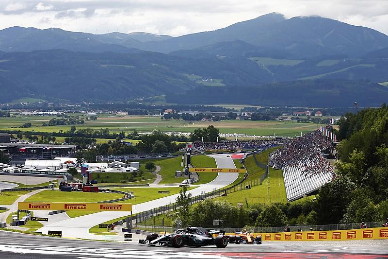 オーストリアFP1:メルセデス1ー2と順調。トロロッソのガスリー10番手