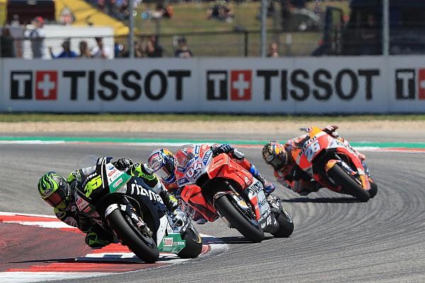 MotoGP Une chute et trois places de perdues au championnat pour Crutchlow