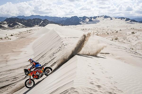 Dakar Dakar 2018, Stage 13: Price sets pace, Walkner nears victory