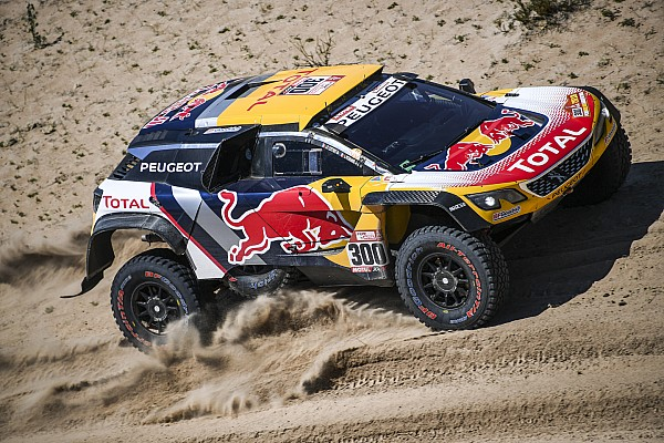 Dakar 2018: Peterhansel in de problemen na crash in dertiende etappe